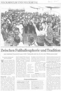 27.06.2014 Heilbronner Stimme