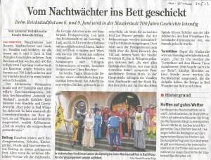 24.05.2013 Heilbronner Stimme